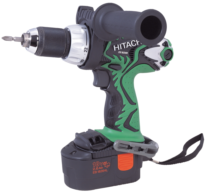 HITACHI DS18DMR